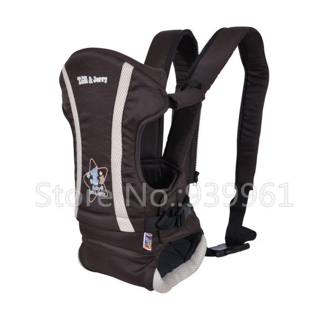 Ergonomic Baby Carrier 360 Backpack Baby Wrap Sling Toddler Carrier for Newborn Carrying a Child Slings for Babies