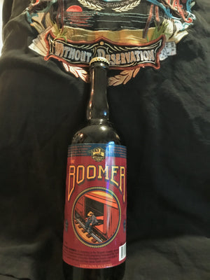 THE BOOMER Session Mead