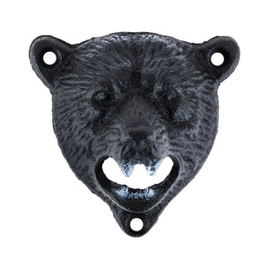Wall Mounted Bear - Spoiled Store