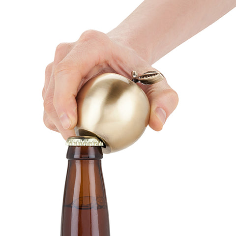 Brass Bottle Opener - Spoiled Store