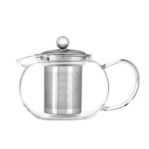 Candace Glass Teapot & Infuser by Pinky Up - Spoiled Store