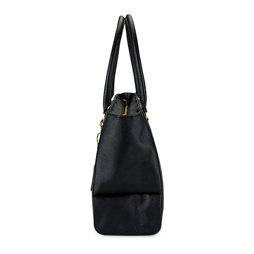 Insulated Tote Black by Blush - Spoiled Store