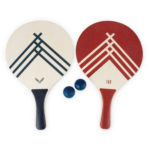 Beach Tennis Paddle Set - Spoiled Store