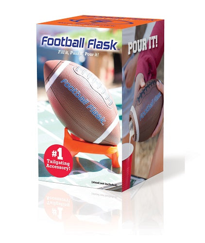 Football Flask - Spoiled Store