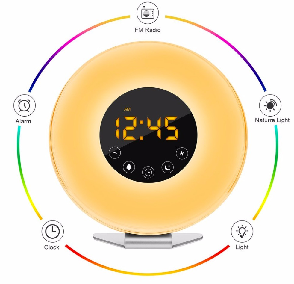 Sunrise Alarm Clock - Spoiled Store