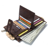 Genuine Leather Wallet - Spoiled Store
