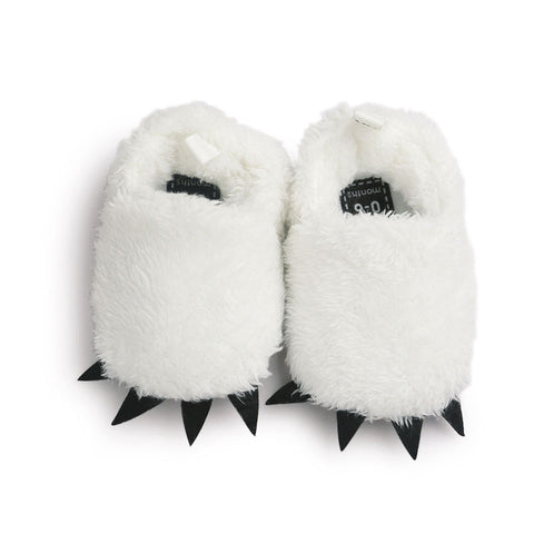 Monster Paw Slippers - Spoiled Store