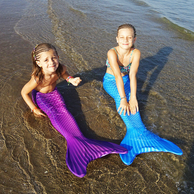 Mermaid Swimming Tail - Spoiled Store