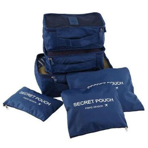 Waterproof Packing Cubes - Spoiled Store