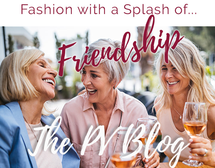 Fashion with a Splash of Friendship