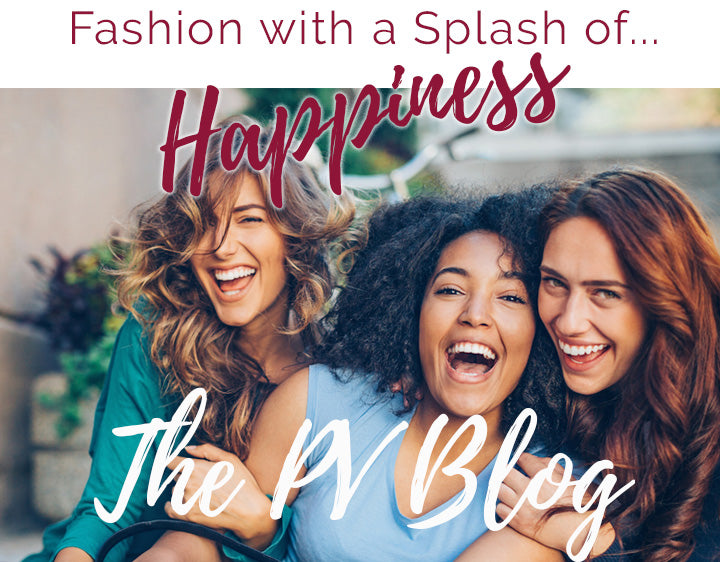 Fashion with a Splash of Happiness
