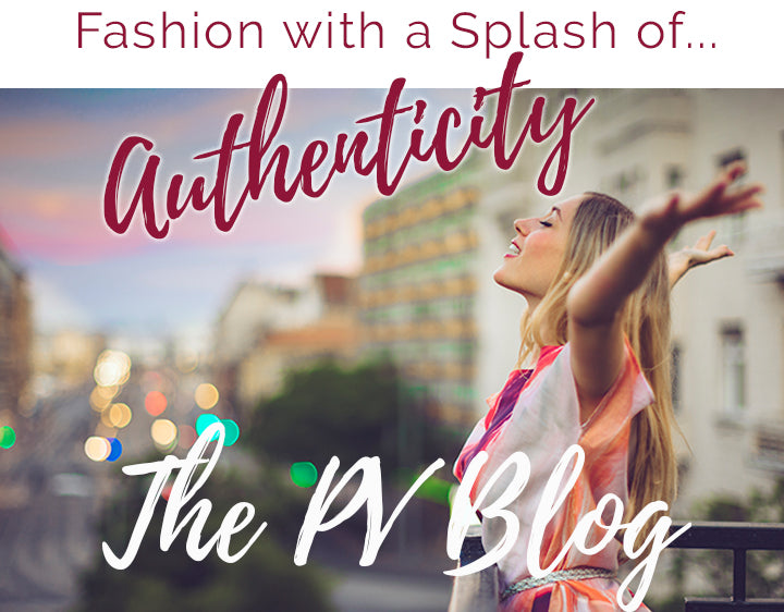 Fashion with a Splash of Authenticity