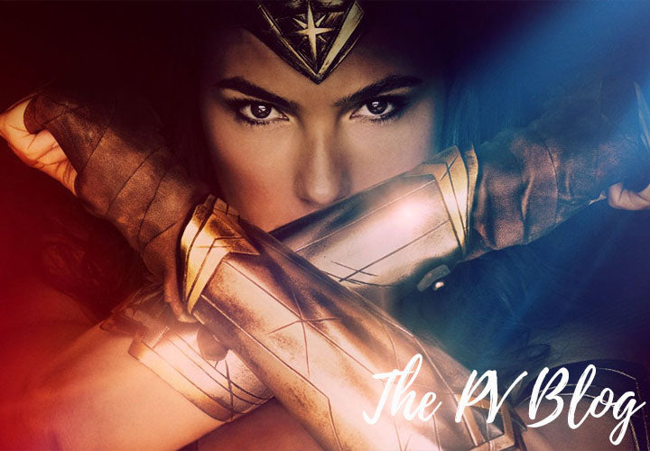 Wonder Woman Photo credit: Warner Brothers