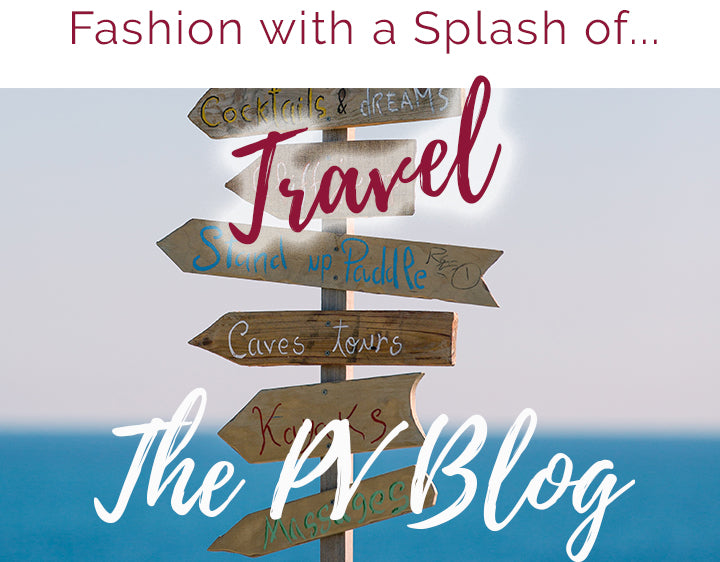 Fashion with a Splash of Travel