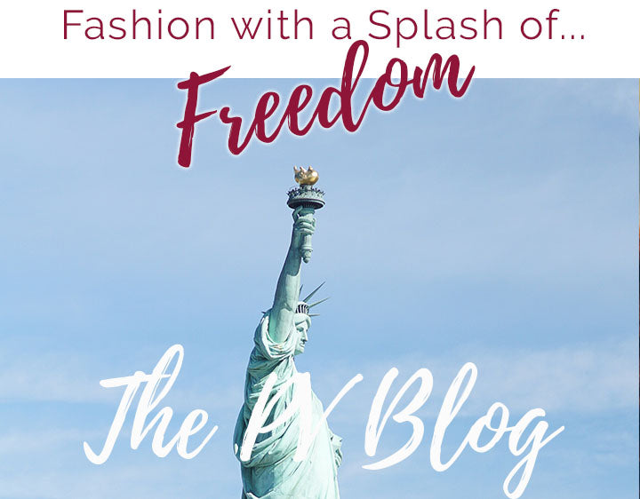 Wine Blog - Fashion with a Splash of Freedom