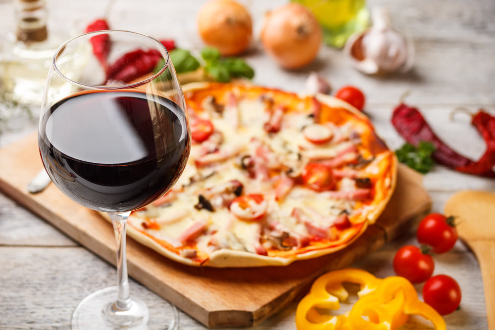 The Best Pizza and Wine Pairings