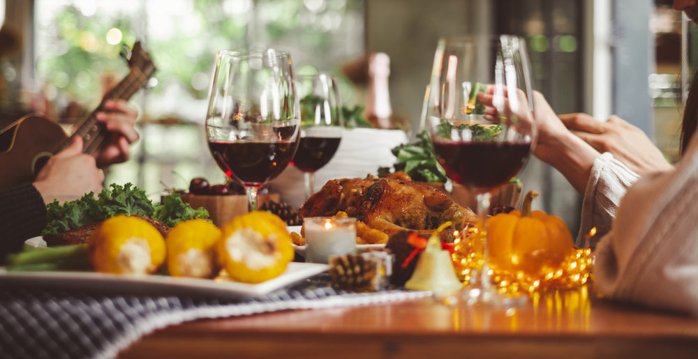 Downsizing your Thanksgiving  - Making the Most of Turkey Day