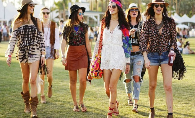 Essentials for Festival Goers