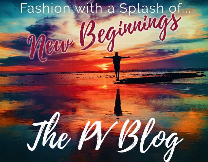 Fashion with a Splash of New Beginnings