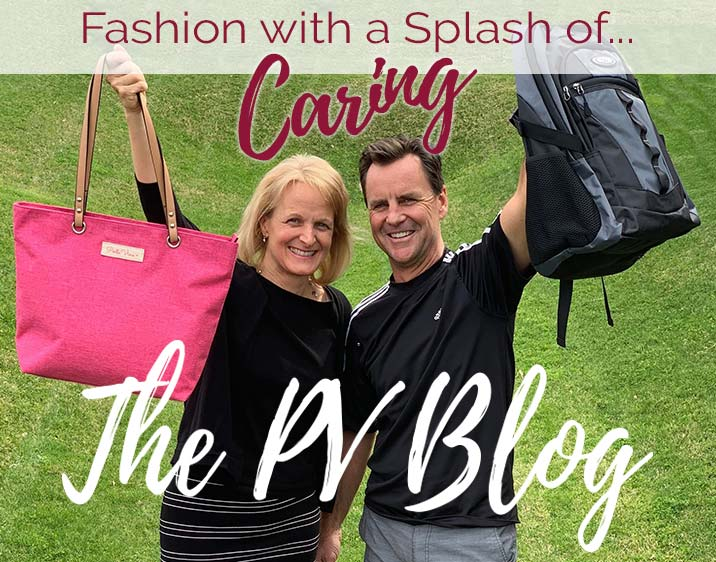 Fashion with a Splash of Caring
