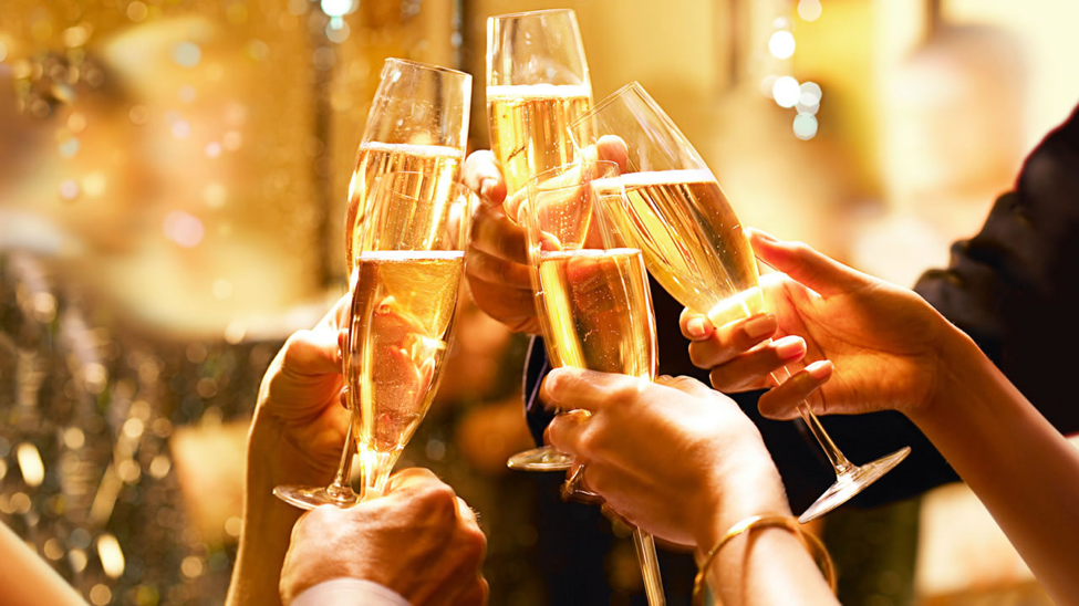 Sparkling Wines for Merrymaking
