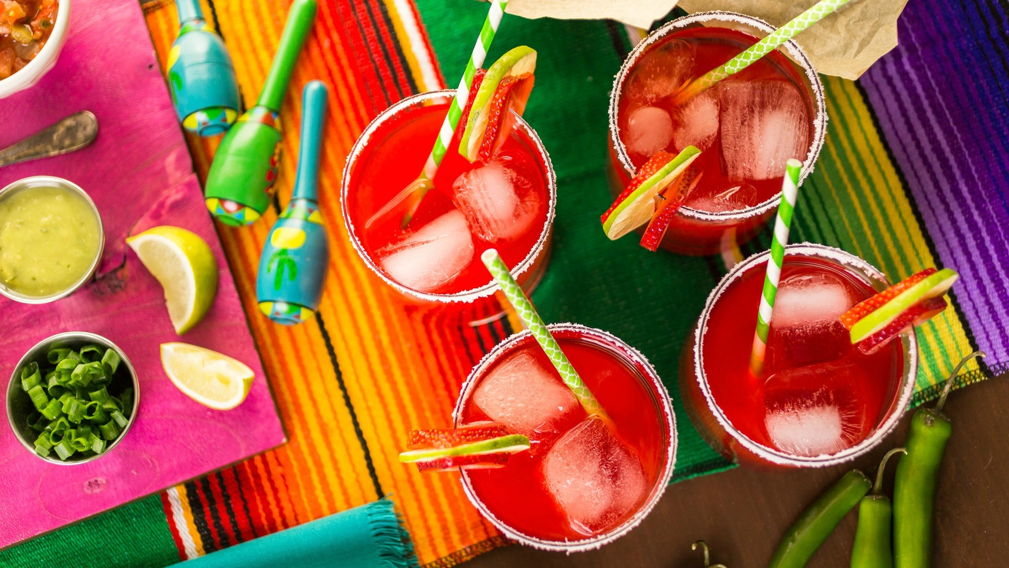 Cinco De Mayo Drink Ideas