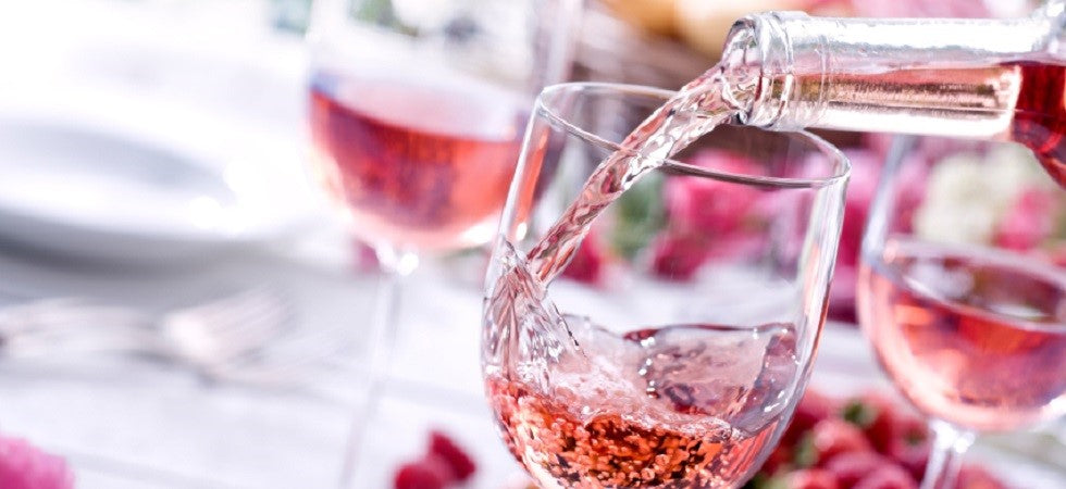 Refreshing Rosé Wine Ideas