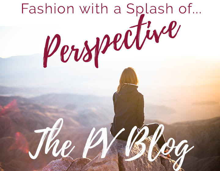 Fashion with a Splash of Perspective