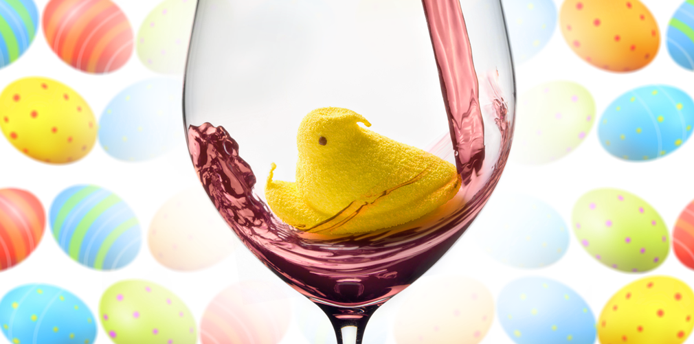 Easter Pairing: Candies And Wines