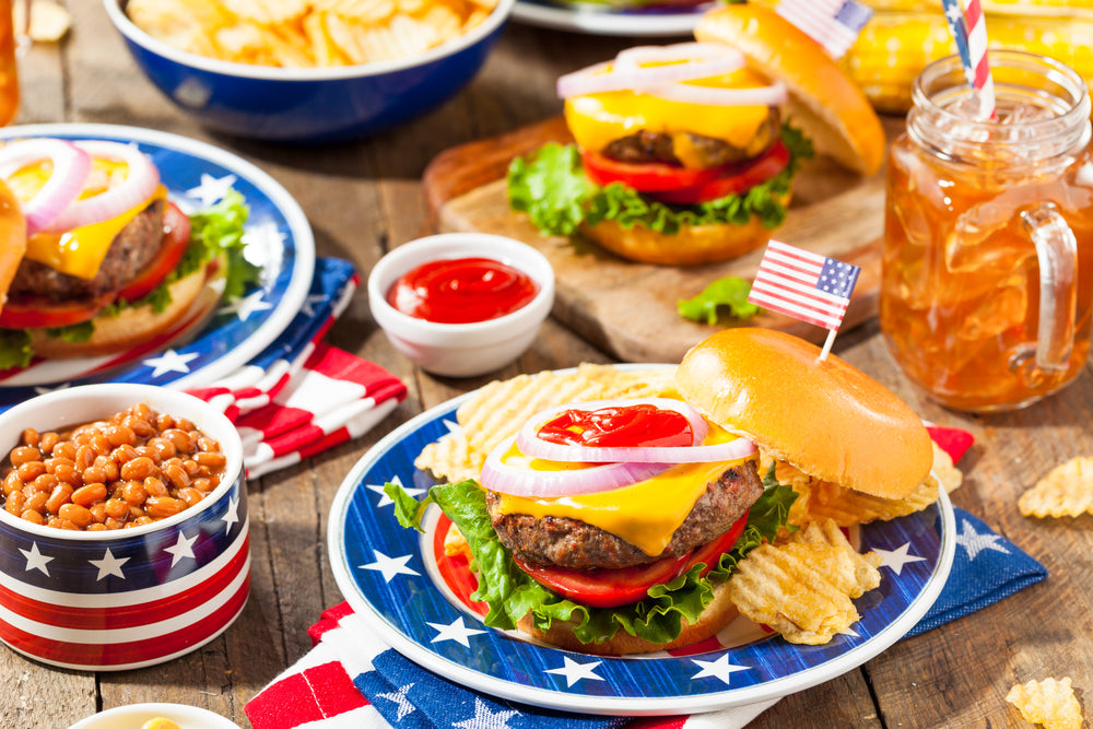 4th of July Summer Cookout Must-haves