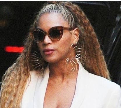 Beyonce Chandelier Earrings
