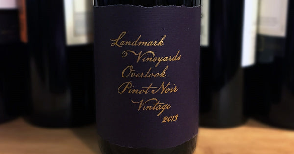 Landmark Overlook Pinot Noir 2013