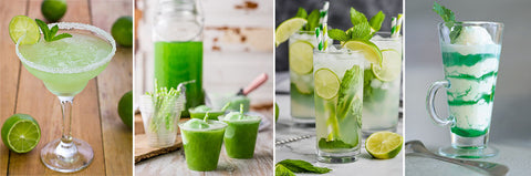 Green Drinks for St Patty's Day