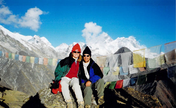 PortoVino Creators at Mount Everest