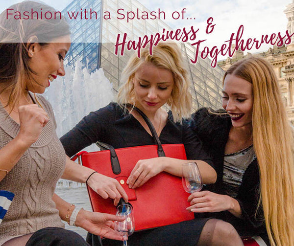 Fashion with a Splash of Happiness & Togetherness