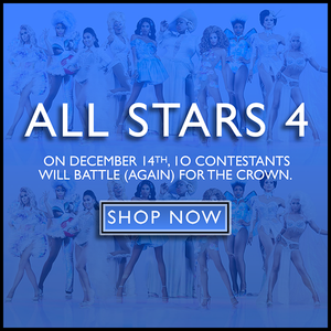 RuPaul's Drag Race All Stars 4 Naomi Smalls Merch