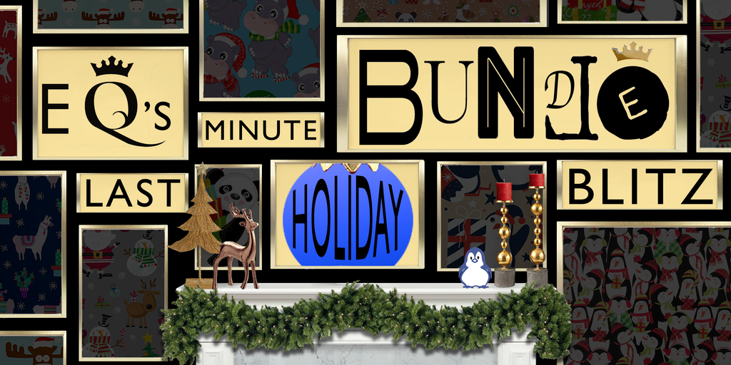 holiday bundle elite queens blitz sales by Neverland Christmas gifts