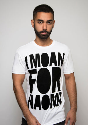 Naomi moan tee Naomi smalls merch