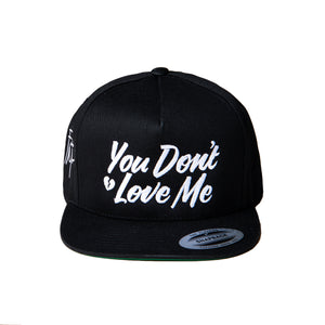 "Farrah ""Love"" Hat - Black"