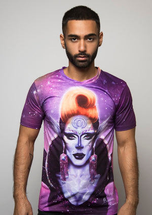 Nina Alien tee Nina Bonina Brown Merch