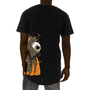 The ANUBIS God of the Underworld Tee back