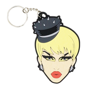 Aquaria Chad Sell PVC Keychain drag queen season 10