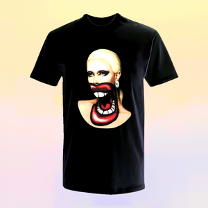 DISCONTINUED - Pearl's Mouth: a Tee