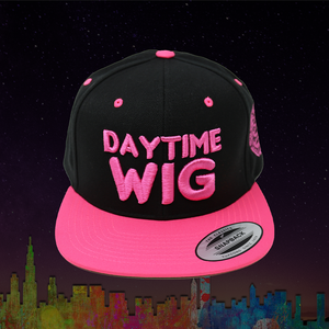 "Wig Takeout's ""Daytime Wig"" Hat"