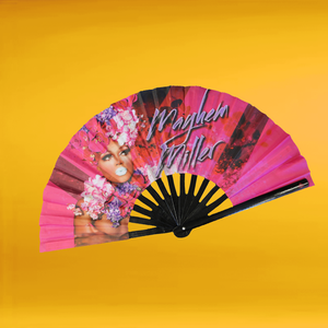 Mayhem Miller Signature Fan