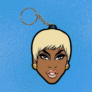 "Chad Sell ""Monét X Change"" Keychain"