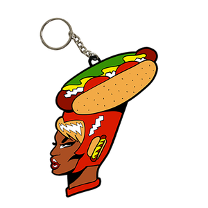 Shea Coulee Chad Sell PVC Keychain