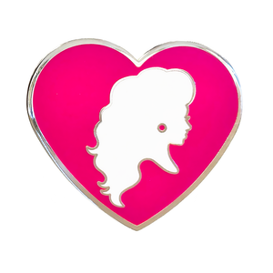 the miz cracker heart pin miz cracker merch