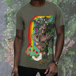 "The ""DRYAD: God of the Forest"" Tee"