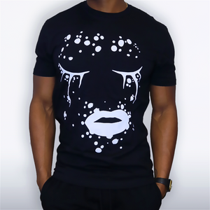 Dripping in Dots (Black/Tee)